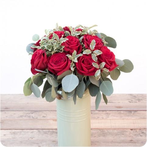 Bouquet de Rosas Rojas (Especial San Valentín 2015)