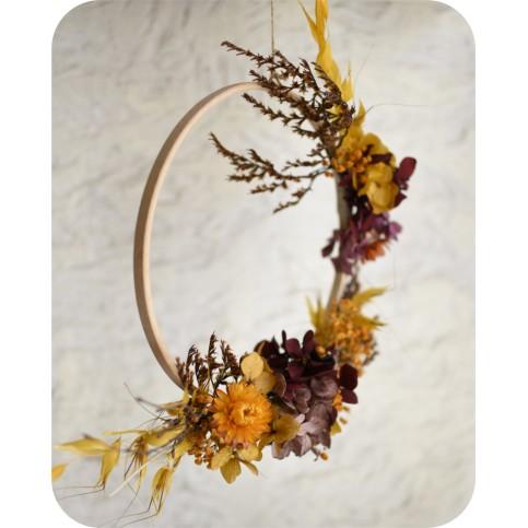 Coronita Flores Preservadas