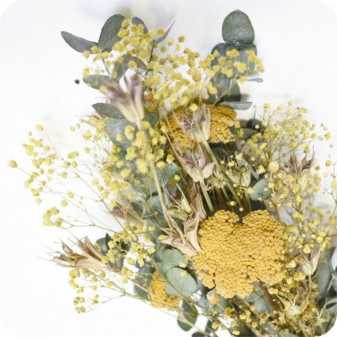 Ramo flor preservada AMAZONA