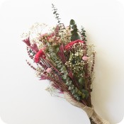 Ramo flor preservada ROSÉ
