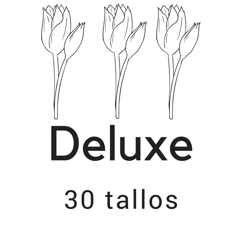 Deluxe 30 tallos